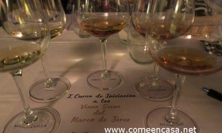 Curso iniciación a los vinos de Jerez (Historia)