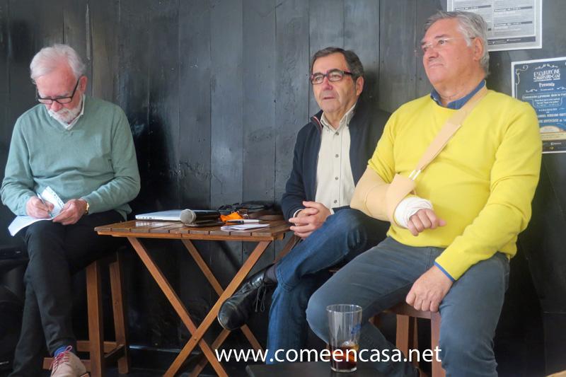 Pepe Oneto habla de los esteros en La Casapuerta