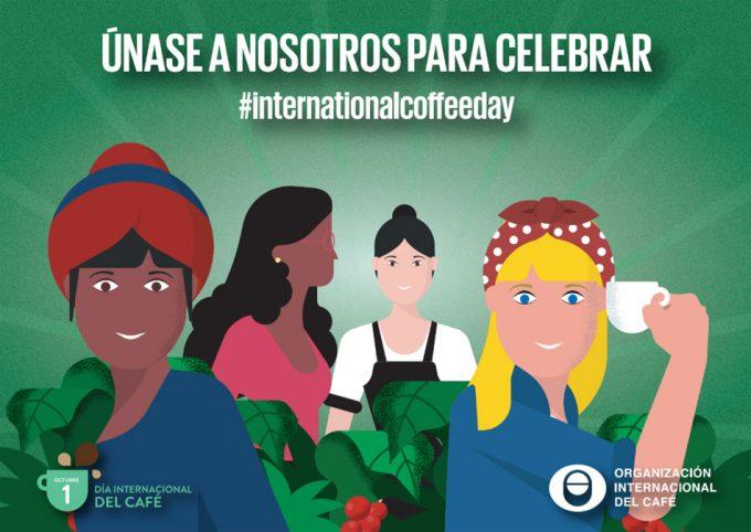 Feliz Día Internacional del Café.