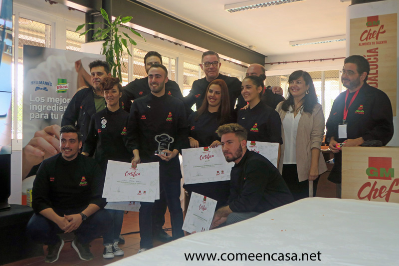 Concurso GM Chef, la semifinal de Sevilla