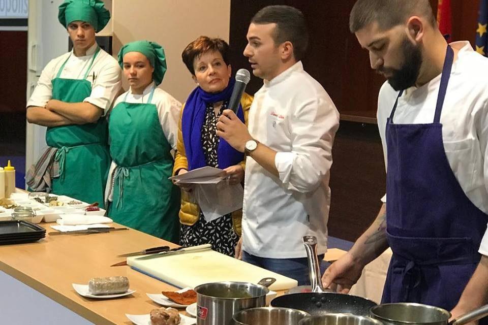 Cocina de Proximidad en el Instituto Heliópolis