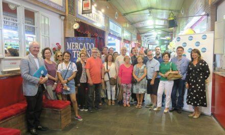 VISITA AL MERCADO DE TRIANA CON LA OCU