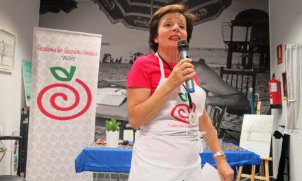 Gazpacho Andaluz en el Espacio Quiñones