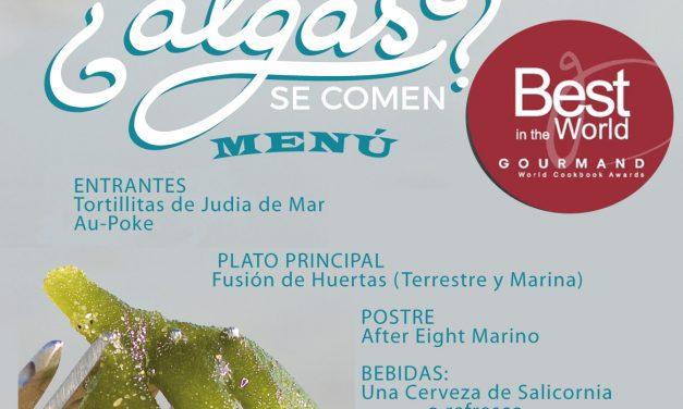 Ponencia – Almuerzo Las Algas se Comen?