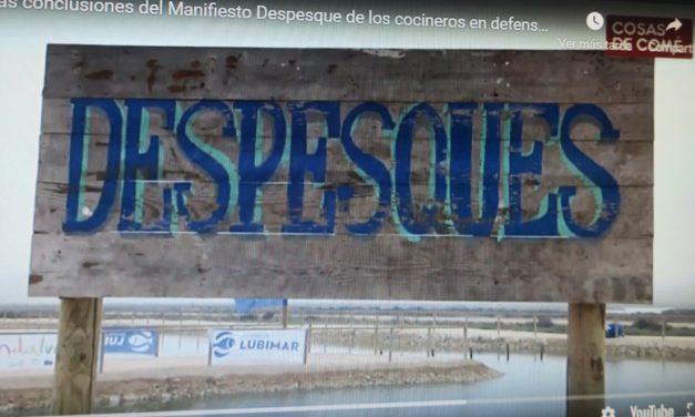 DESPESQUES POR EL MAR Y EL PESCADO