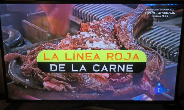 LA LÍNEA ROJA DE LA CARNE