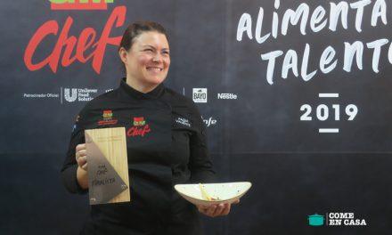 Paqui Valiente gana la semifinal de Andalucía de GM Chef