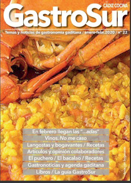 Vuelve Gastrosur, número 22