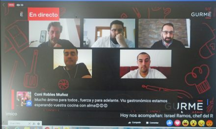 Debates en el confinamiento: Gurmé Cádiz (a cuatro Chefs)