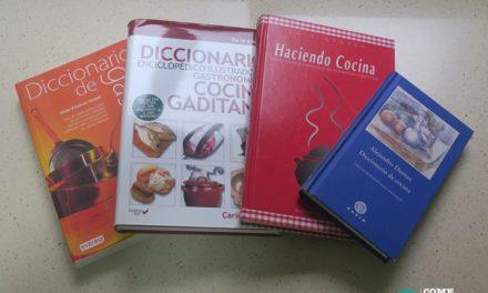 La RAE gastronómica en 4 tomos