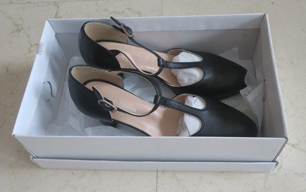 Unos zapatos nuevos