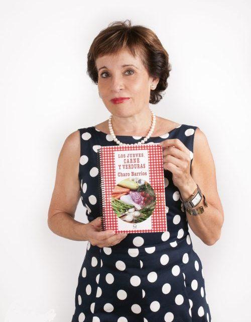 LOS JUEVES, CARNE Y VERDURAS: mi cuarto libro