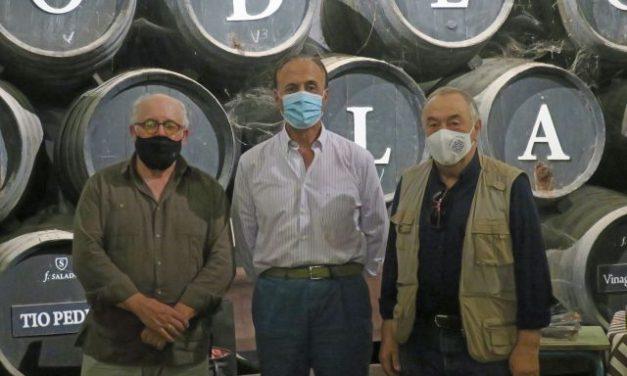 Tres presidentes para la gastronomía sevillana