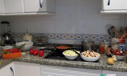 La cocina que practico en 12 puntos