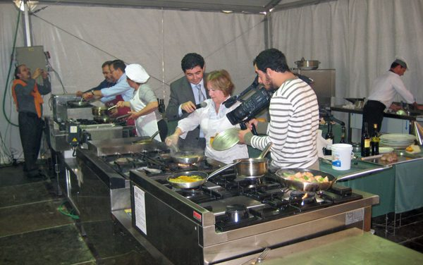 Recuerdos gastronómicos gaditanos, «CREACTIVA» 2008