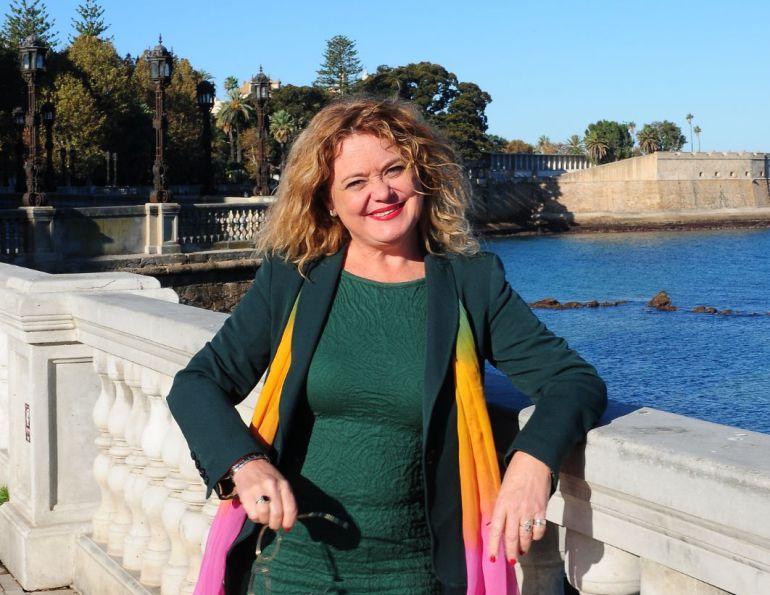 Blanca Flores, capitana cultural