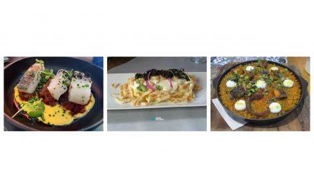 Tres buenos ejemplos culinarios en Cádiz