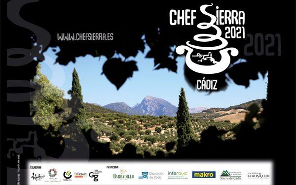 EN MARZO, CHEF SIERRA 2021