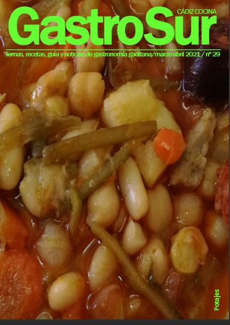 Gastrosur 29, gastronomía gaditana de primavera