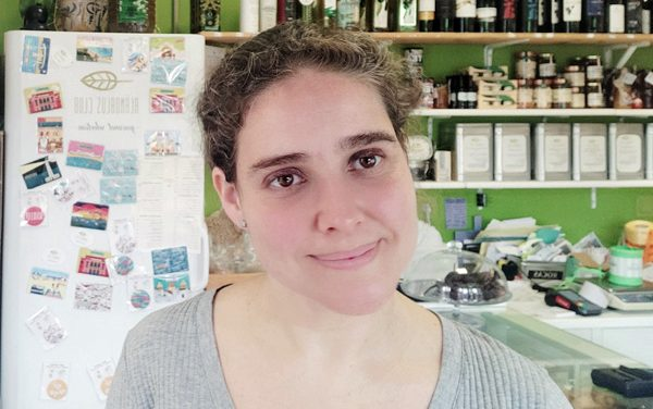 Ana Gavira, emprendedora kilómetro 0