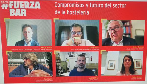LA HOSTELERÍA HABLA EN #FUERZABAR