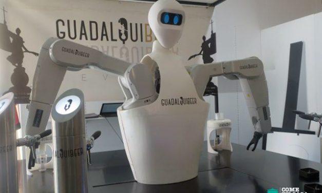 ROBOTS EN CASA Y EN LOS BARES