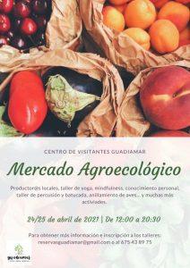 I MERCADO AGROECOLOGICO. CORREDOR VERDE DEL GUADIAMAR