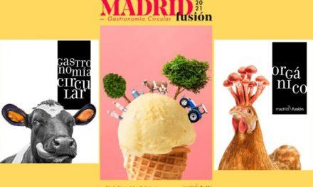 MADRID FUSION 2021 SE ADAPTA A LOS TIEMPOS