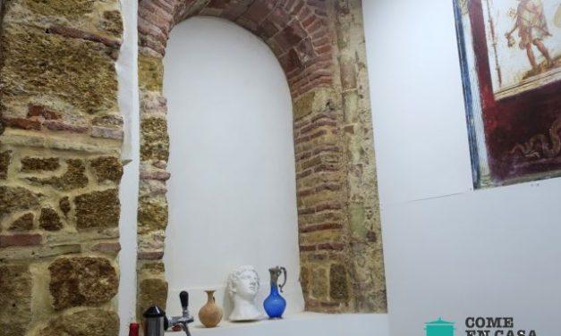 Tapas y cervezas en el Cádiz romano