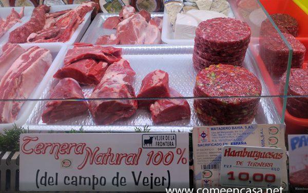 Menos carne, mejor carne