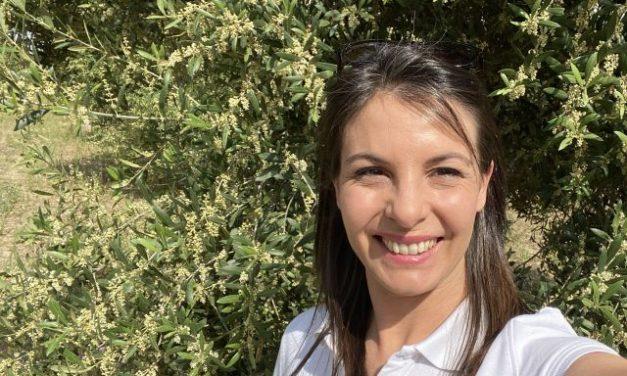 María Miró: una mujer entre olivos