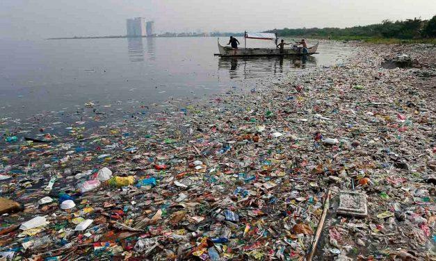 ¿Quién ensucia más los océanos?