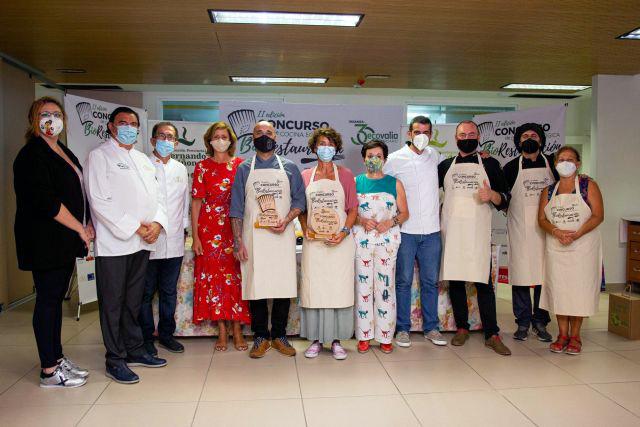 II Concurso de Cocina Ecológica, con ECOVALIA