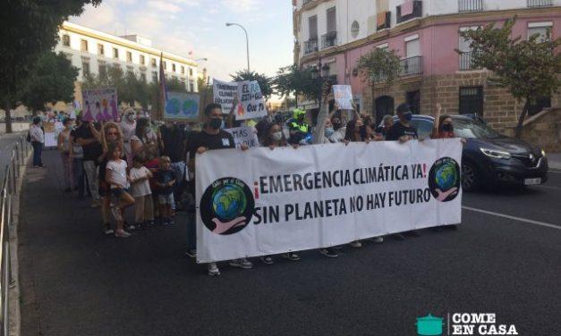 HUELGA GLOBAL POR EL CLIMA, EN CÁDIZ