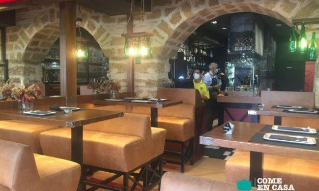 On Egin, cocina vasca en Cádiz